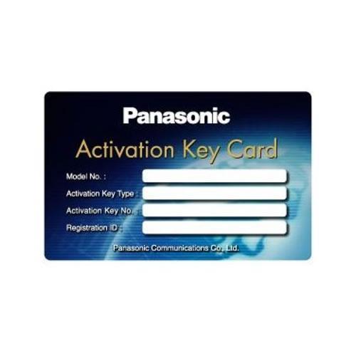 Panasonic KX-NCS3910, Activation Key For Software Upgrade