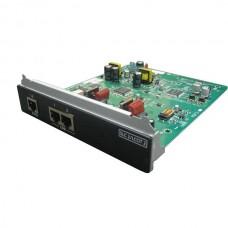 Panasonic KX-NS0180 2-Port Analog Trunk - 2-Port SLT Card SLC2 - LCOT2