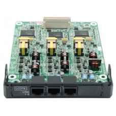 Panasonic KX-NS5180 6-Port Analog Trunk Card