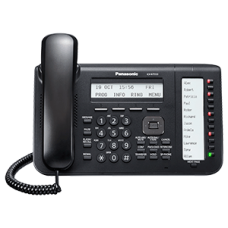 Panasonic KX-NT553-B IP Telephone