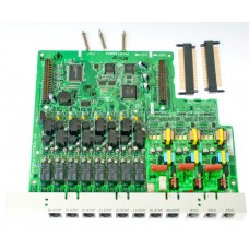 Panasonic KX-TA82483 3-CO x 8-Station Port Expansion Card