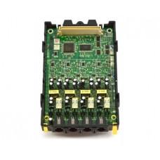 Panasonic KX-TDA5170 4-Port Hybrid Extension Card HLC4
