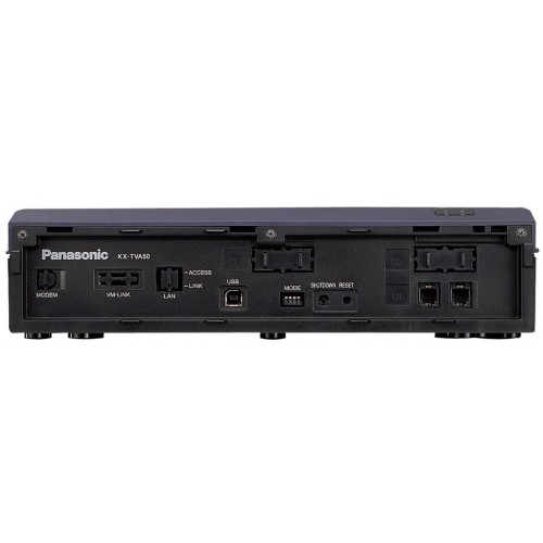 Download Panasonic kx-tva50 user manual
